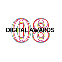 Digital Awards 08 Logo