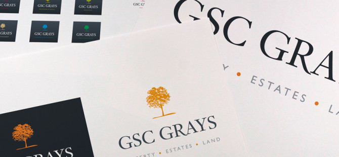 GSC Grays Brand Development by Better Brand Agency