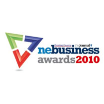 NE Business Awards 2010 Logo