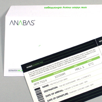 Anabas The facilities show direct mail campaign