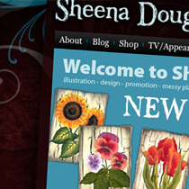 SheenaDouglas Website Index
