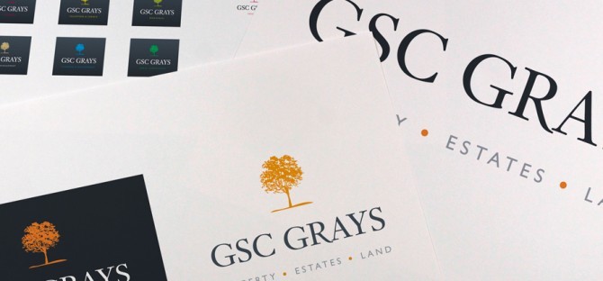 GSC Grays Brand Development - Headline