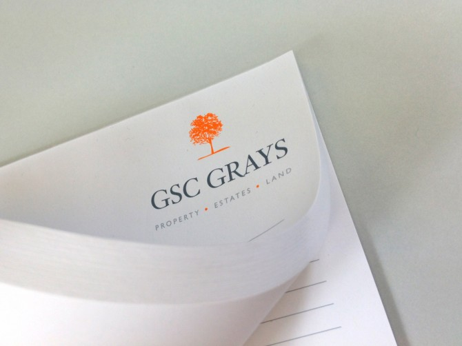 GSC Grays Notepad - Image 3