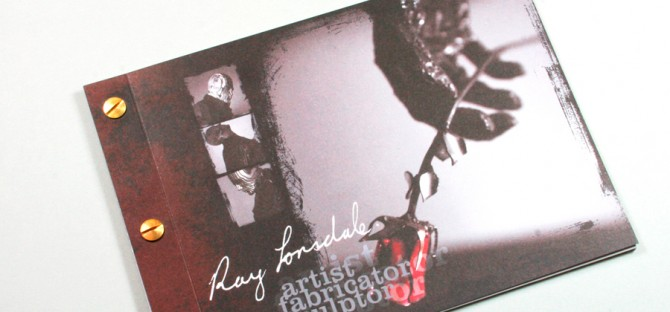 Ray Lonsdale - Artists Brochure
