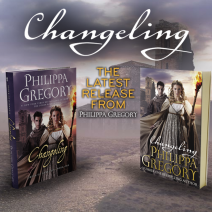 Philippa Gregory - Changling Book Cover