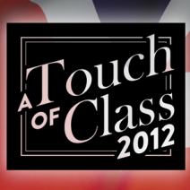 A Touch of Class 2012 - Logo
