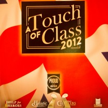 Touch of Class 2012