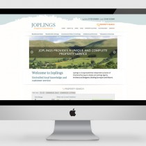 Joplings - Website Design & Development including Custom Vebra Search Integration