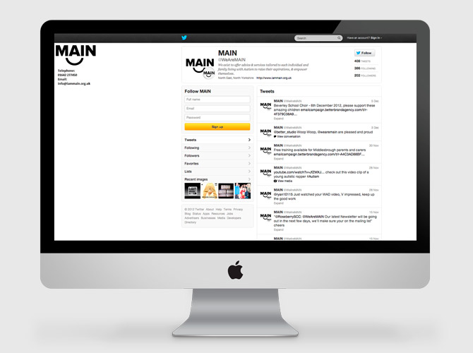 MAIN - Twitter Set up, Styling and Social Media Strategy