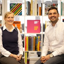 Mark Easby and Laura Mack - Better Brand Agency