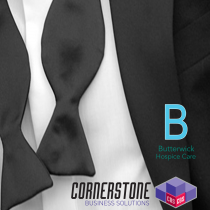 Cornerstone Business Solutions - Annual Ball for Butterwick Hospice