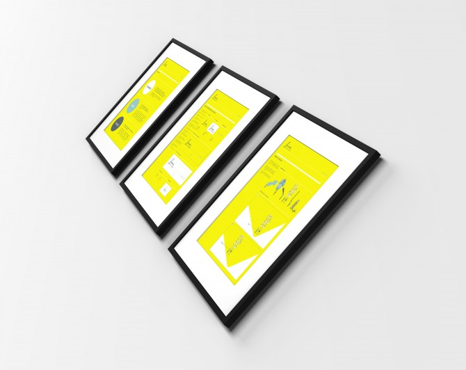 Harlands Accountants - Brand Guidelines Posters