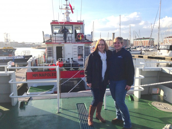 MPI Offshore workboats, Better Brand Agency blog post