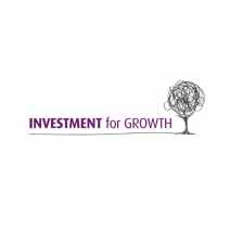 Investment for growth - growth funding logo