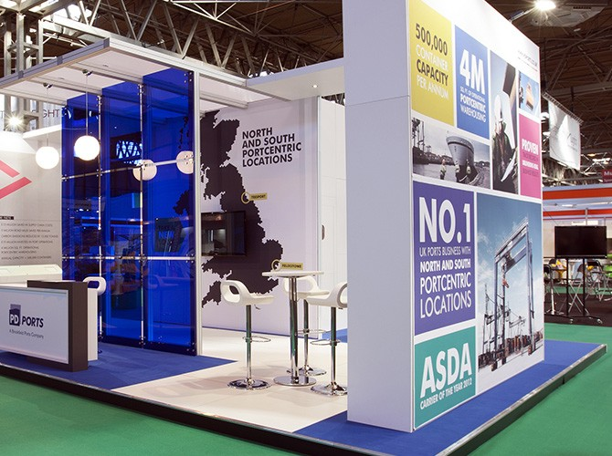 Exhibition Stand Design & Management