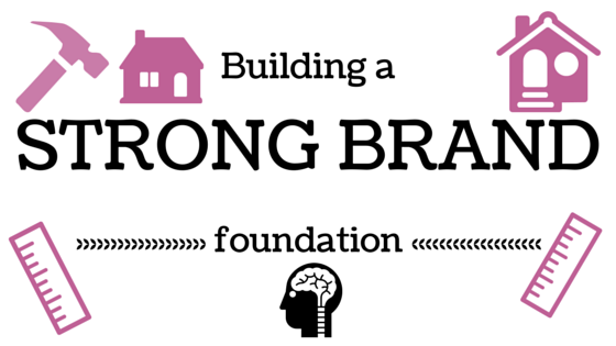 Building a Strong Brand Foundation blog header