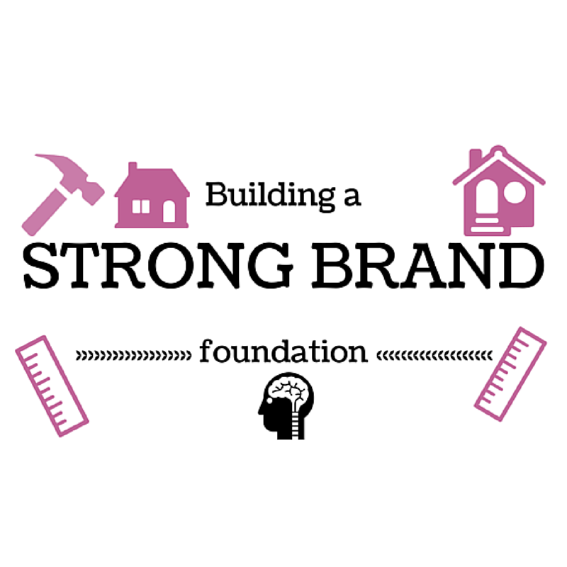 Building a Strong Brand foundation blog cover
