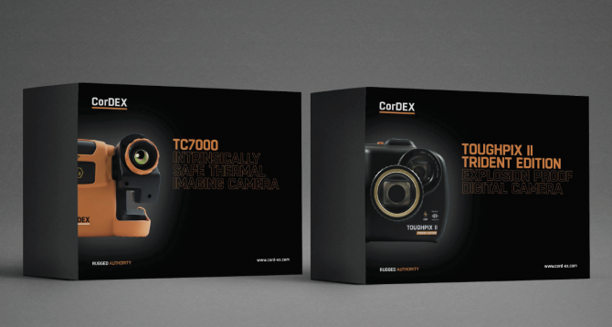 CorDEX - Packaging Design and Production