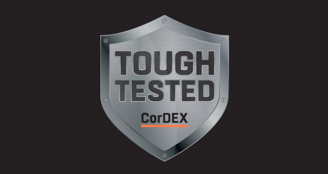 CorDEX - ToughTEST Brand Development