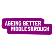 Ageing Better Middlesbrough logo
