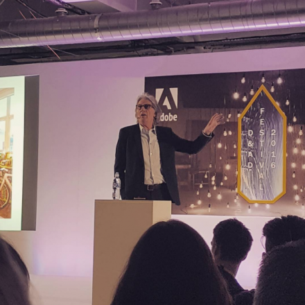 Sir Paul Smith at D&AD Festival 2016