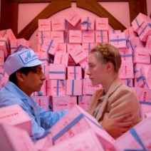 The Grand Budapest Hotel props by Annie Atkins