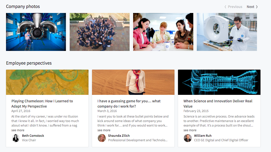 The Long Awaited LinkedIn Company Pages Revamp screen 4