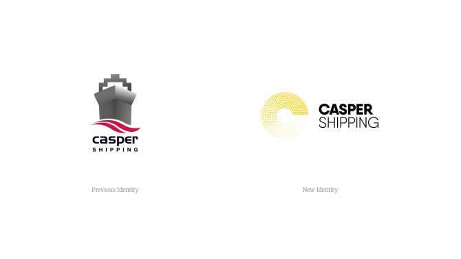 Casper Shipping - Before and After