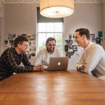 Paul, Mark and Adam. Better. Creative, digital marketing & web design.