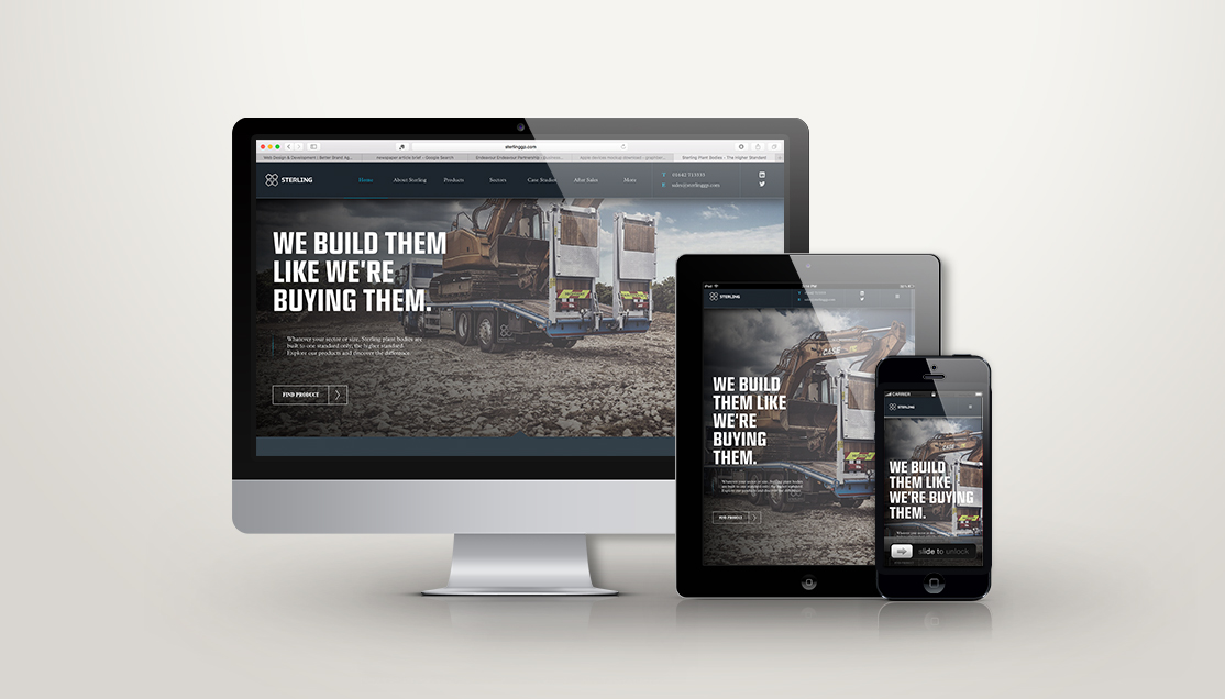 BetterBrandBuilder™ - DELIVER Web Design and Development - Sterling.