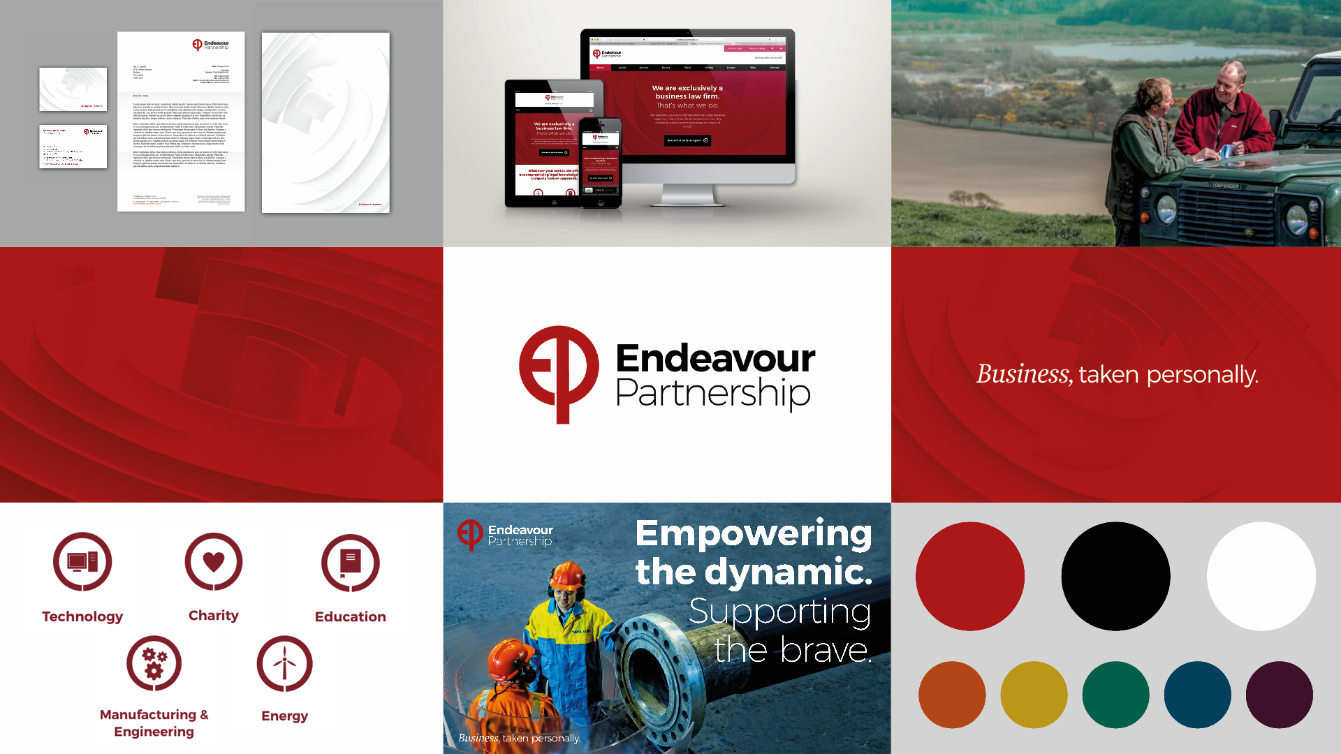 BetterBrandBuilder™ - CREATE Brand World - Endeavour Partnership