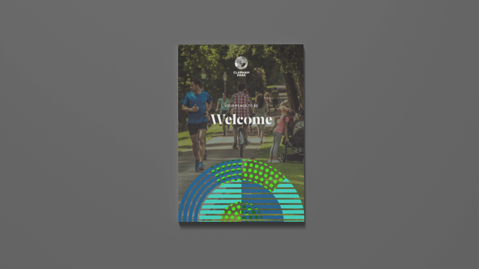 Metropolitan Clapham Park - BetterBrandBuilder™ CREATE - Place Brand Marketing Literature