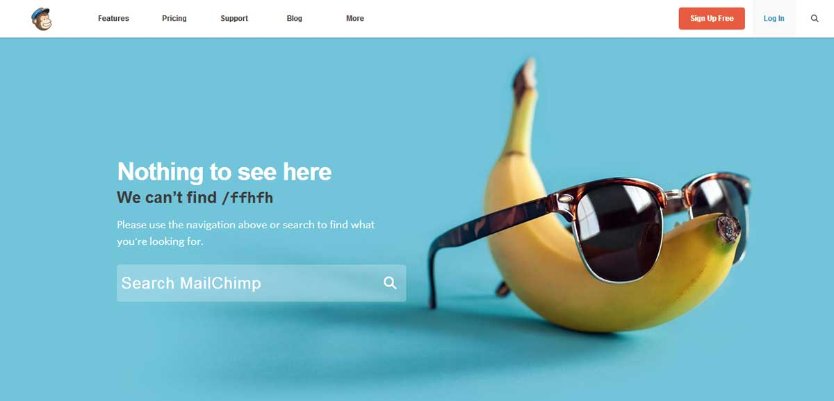 Tone of voice, MailChimp