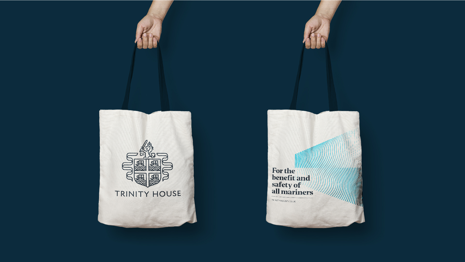 Trinity House - BetterBrandBuilder™ DELIVER - Tote Bag