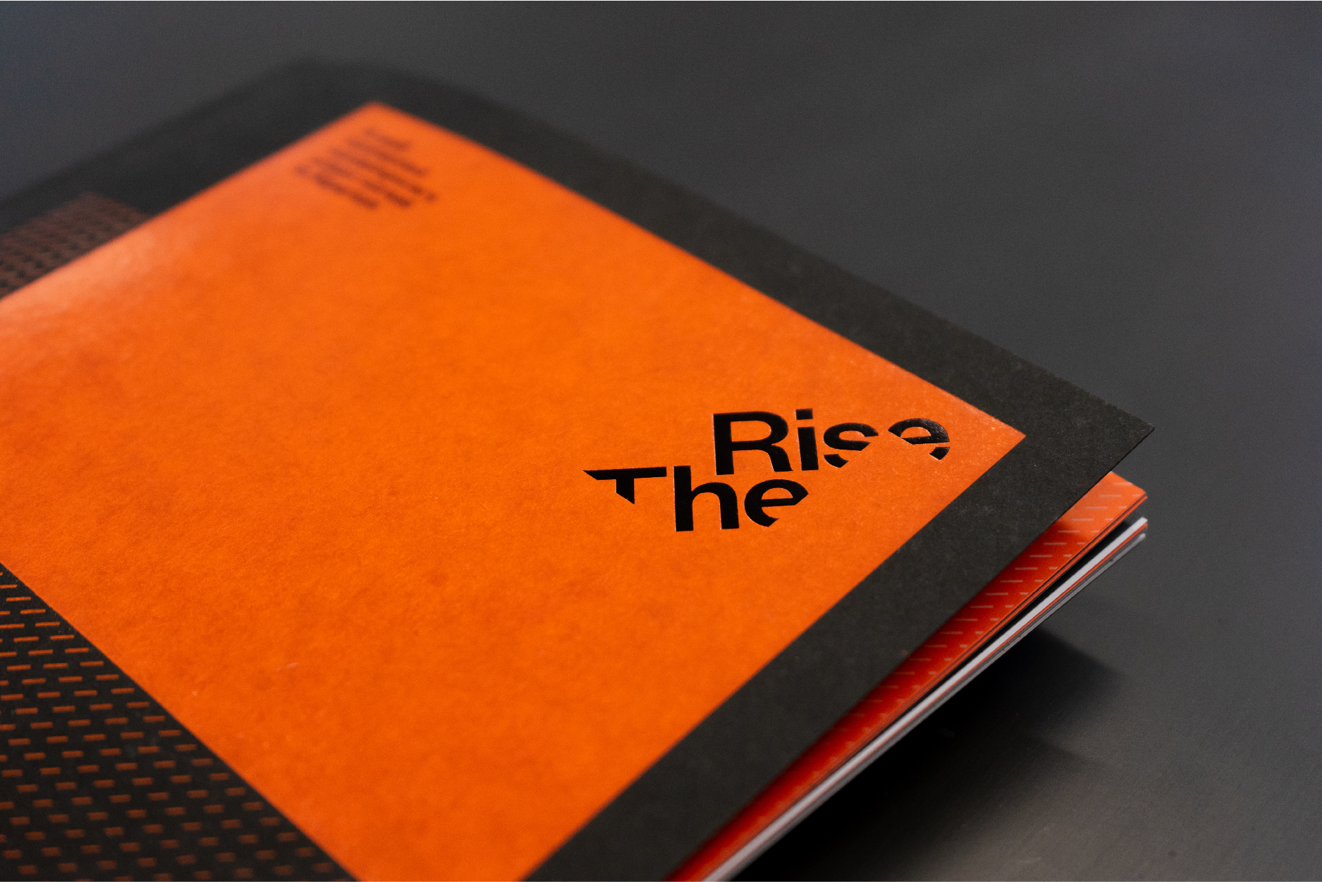 The Rise - BetterBrandBuilder™ DELIVER - Brochure Design and Production