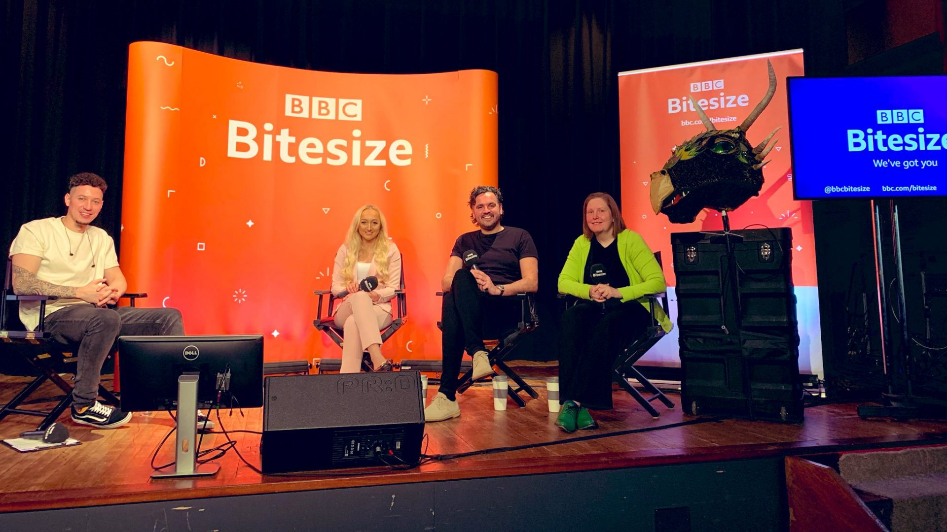 BBC Bitesize's 'creative careers' schools tour across the North East | Investing in the Tees Valley's future